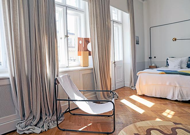oryginalny fotel, wygodny fotel, wygodny leżak, leżak z metalową ramą, produkt polski