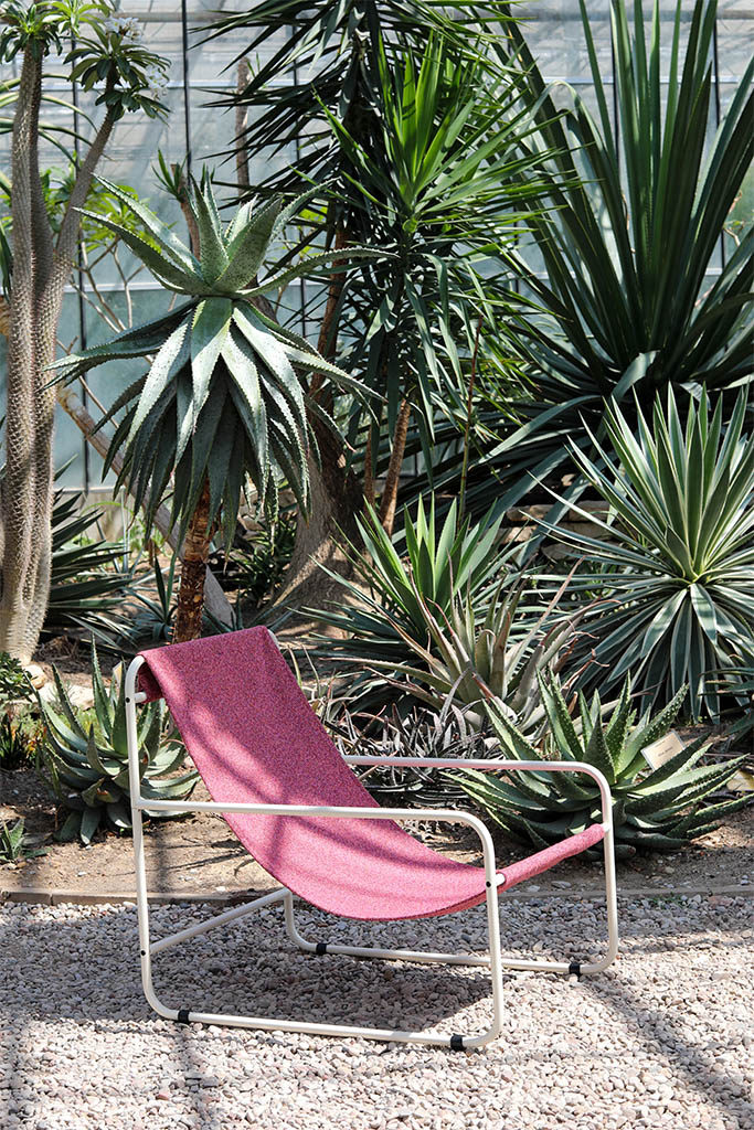fotel na taras, fotel do odpoczywania, leżak relaksujący